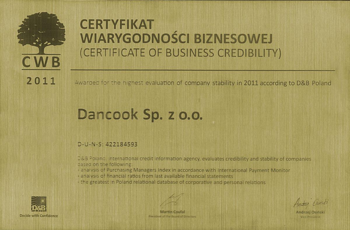 CWB 2011