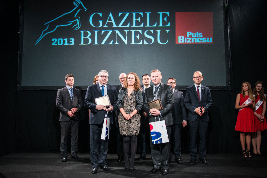 BUSINESS-GAZELLE 2013