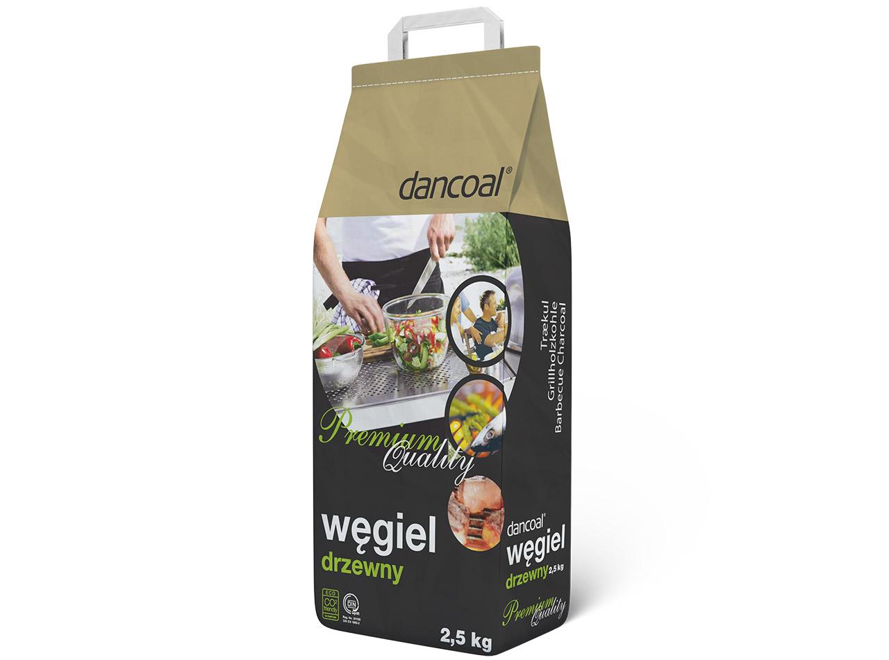 Dancoal - Holzkohle Premium Qualität