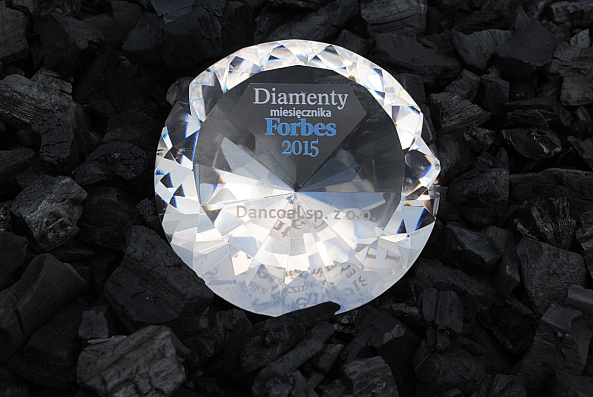 Dancoal - Diamonds of FORBES 2015