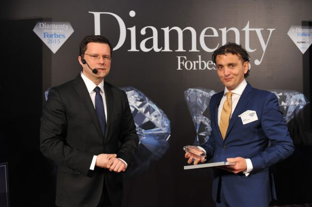 Diamonds of FORBES 2015