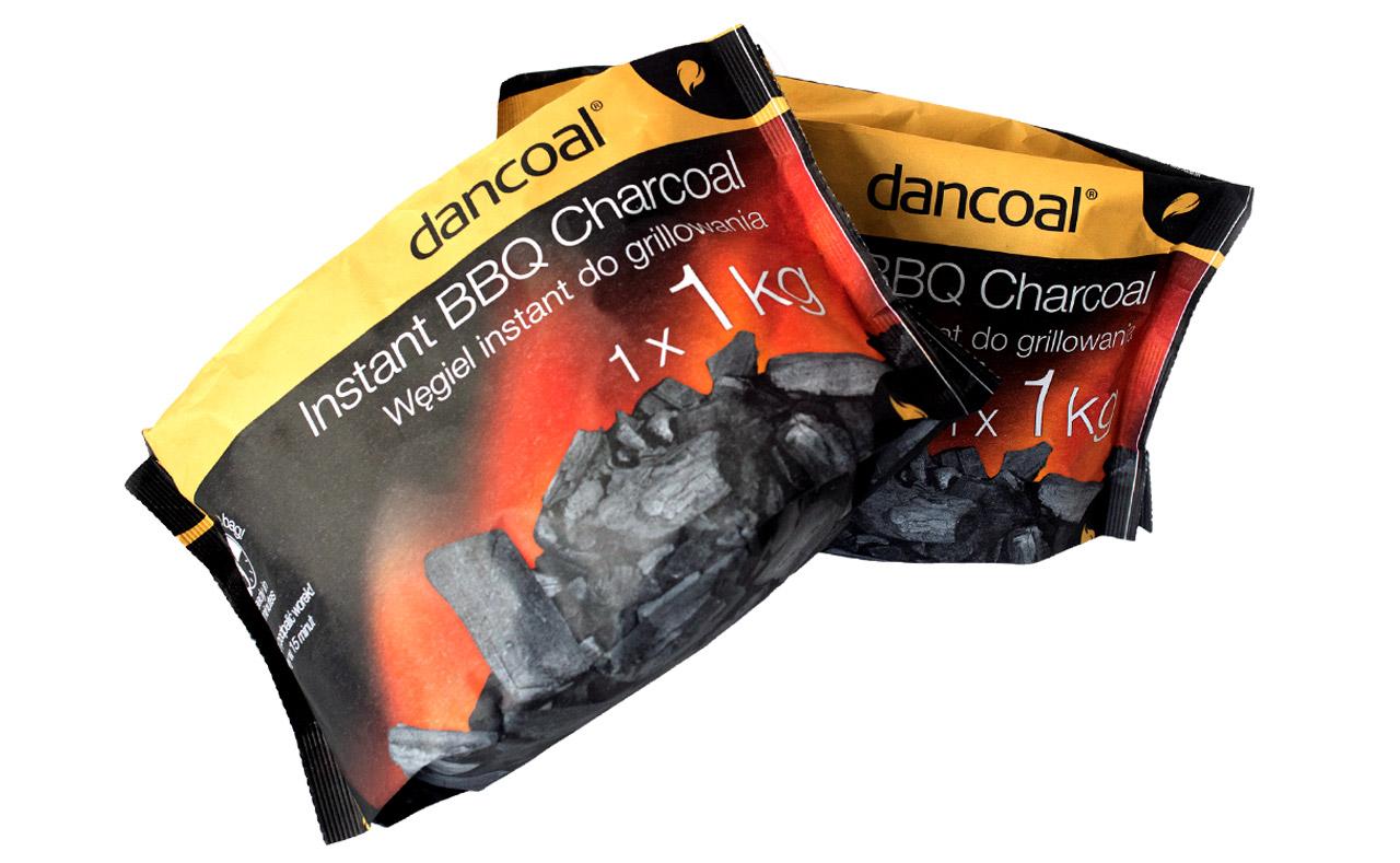 Instantholzkohle - Dancoal