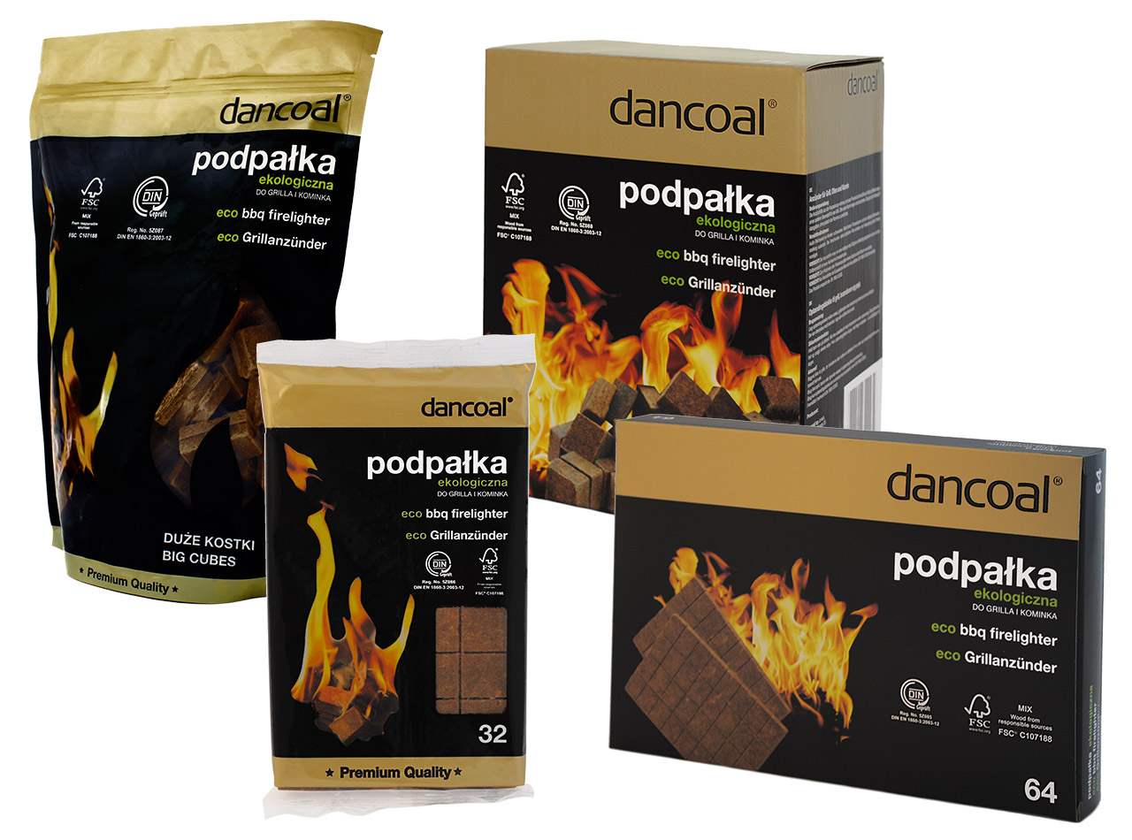 Dancoal - Eco-firelighter
